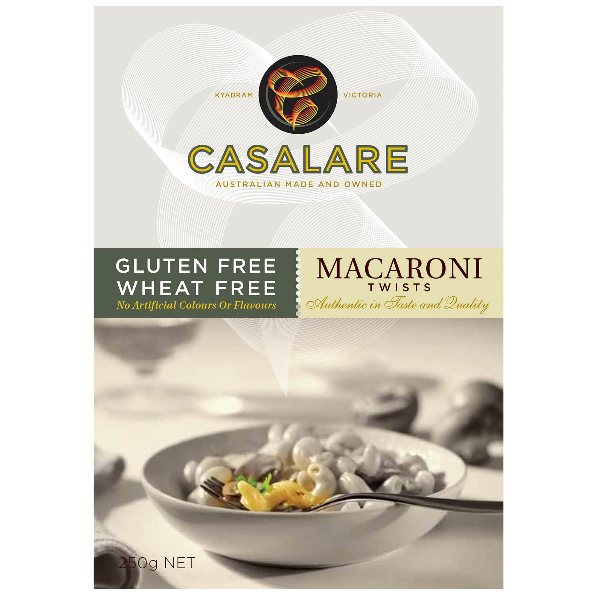 casalare macaroni twists box FA copy