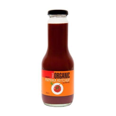 Organic Smokey Paprika Ketchup