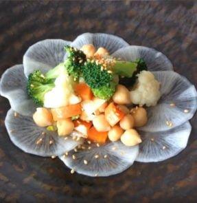 Brown Rice Vinegar Salad