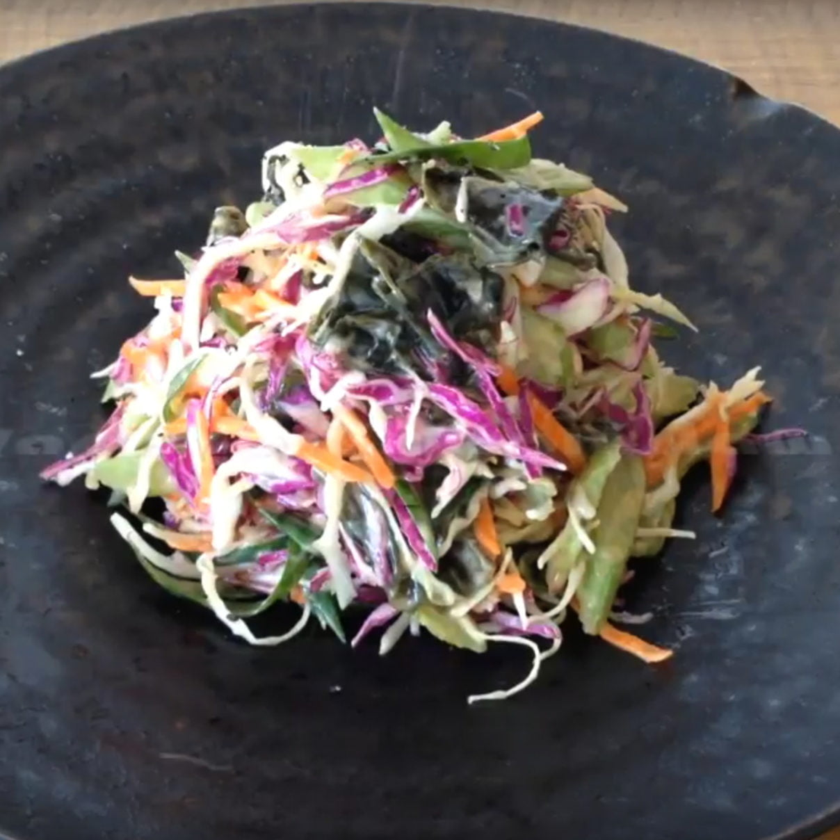 Japanesey Coleslaw