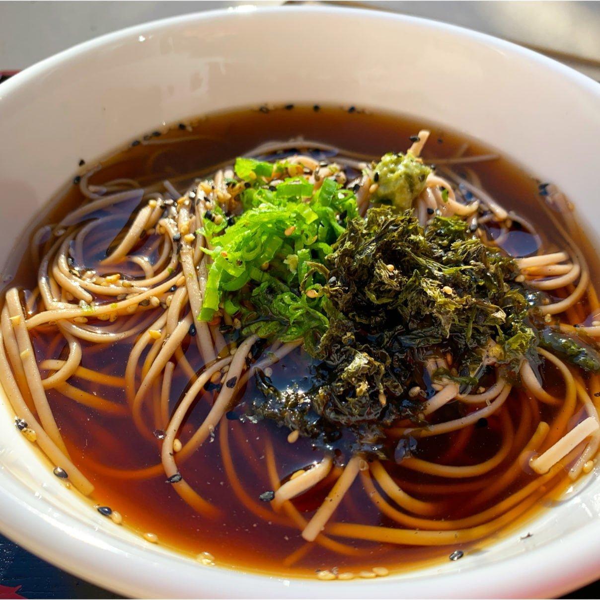 Super Duper Easy Noodle Soup
