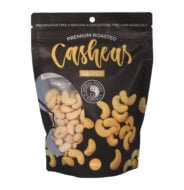 Premium Roasted Cashew Nuts (Salted)