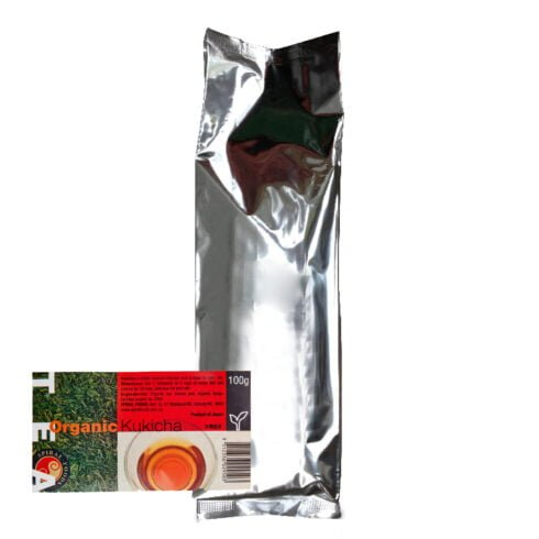 Organic Kukicha Tea Loose Leaves